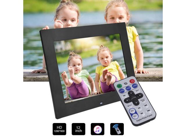 12/15 Inch Widescreen Ultrathin HD 1080P TFT-LCD Digital Photo Frame ...