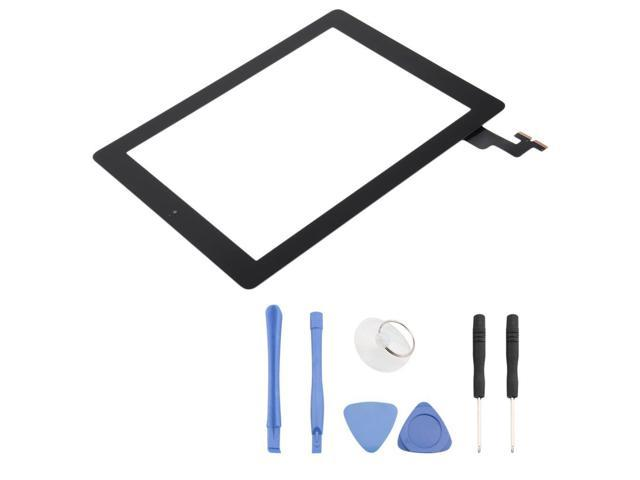 Touch Screen Digitizer Front Panel Glass Lens Repair Assembly Replacement  For Apple For iPad 2 Tablet - Newegg com