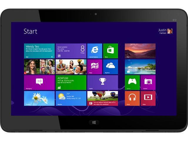 HP Pro 612 x2 G1 2 in 1 Touchscreen 12.5