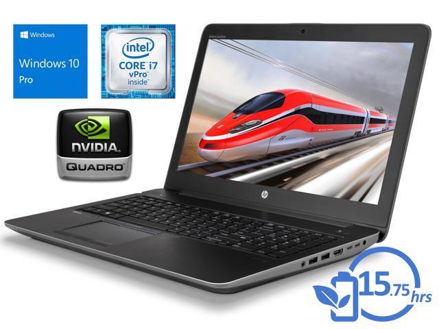 HP Zbook 15 G3 Notebook, 15.6