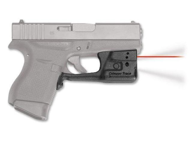 Crimson Trace LaserGuard Pro Glock 43 Red BladeTech IWB Holster  LL-803-HBT-G43 - Newegg com