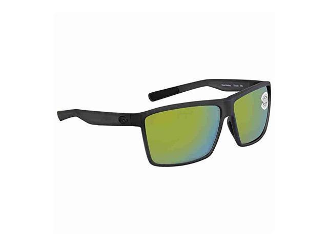 12a65f5f5e0d Costa Del Mar Rincon 580G Sunglasses Smoke Crystal/Green Mirror - RIN 156  OGMGLP