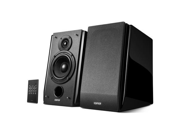edifier r1850db active bookshelf speakers with bluetooth and optical input 2 0 studio monitor. Black Bedroom Furniture Sets. Home Design Ideas