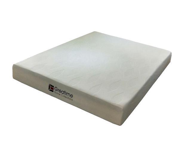 "Greatime MM1008 8""Cool Gel Memory foam Queen Mattress"