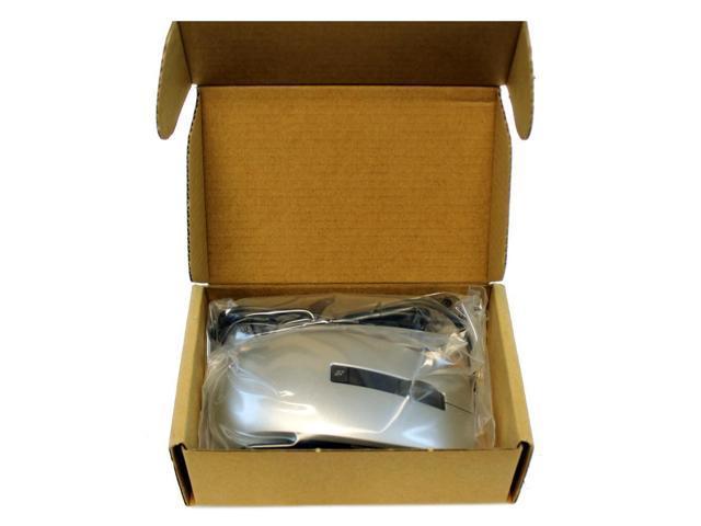 a5de573d3c4 NEW Genuine Dell USB Wired 6-Button Mouse 4K93W Silver M-UAV-DEL8