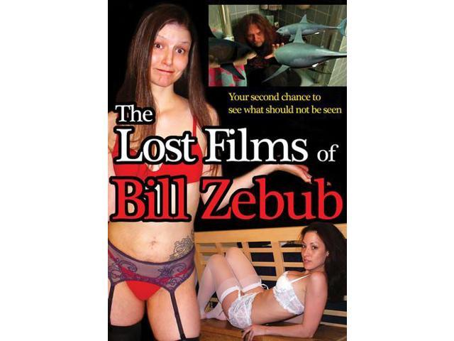 Lost Films Of Bill Zebub [DVD] - Newegg com