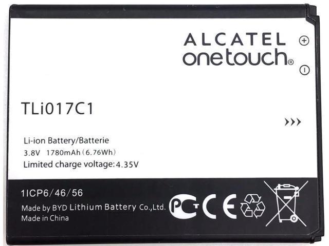 Genuine Alcatel TLi017C1 One Touch OT-5027B DAWN OT-4060O STREAK OT-4060A  IDEAL - Newegg com
