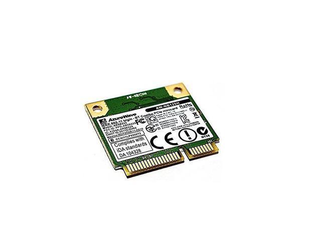 New AzureWave AW-NB126H WiFi Bluetooth Card for Laptops 2 4GHz - Newegg com