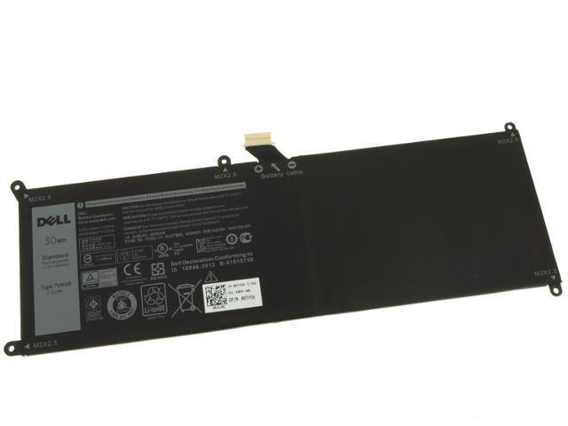 73a3d29155d New Genuine Dell Battery 30Wh For XPS 12 9250 Latitude 12 7275 7.6V V55D0  9TV5X