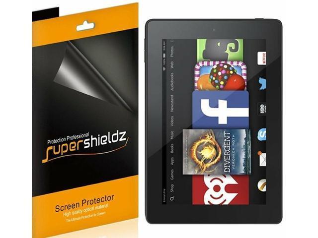 3X Supershieldz HD Clear Screen Protector For Amazon Fire HD 7 (4th  Generation) - Newegg com