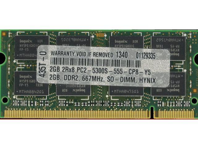 NEW 4GB 2X2GB MEMORY DELL INSPIRON 1318 1420 1520 1521 1525 1525SE 1526 1526SE