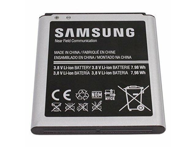 59cce8787606 3.8V Samsung Galaxy Core LTE SM-G386W Phone Battery 7.98Wh 2100mAh  EB-L1L7LLA - Newegg.com