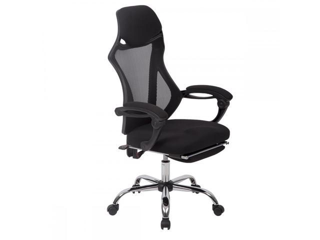 Recliner Office Chair Mesh High Back Office Task Computer