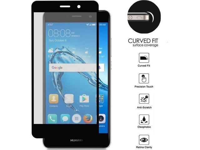 Tempered Glass LCD Screen Protector Film Cover For Huawei Ascend XT2 -  Newegg com