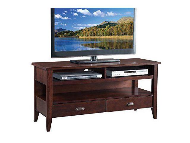 Leick Furniture 10510 10510 Laurent 50 Tv Stand Newegg Com