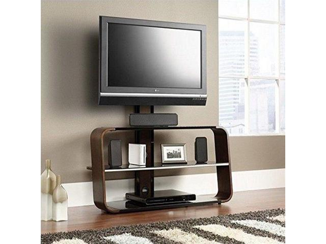 Sauder 413960 Studioedge Panel Tv Stand With Tv Mount New Newegg Com