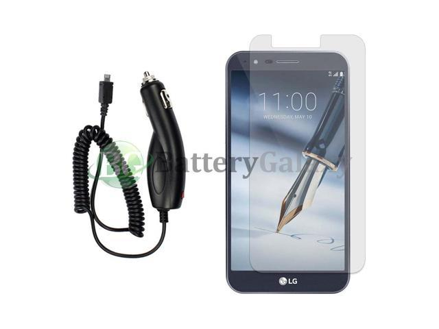 lg stylo 3 plus charger type