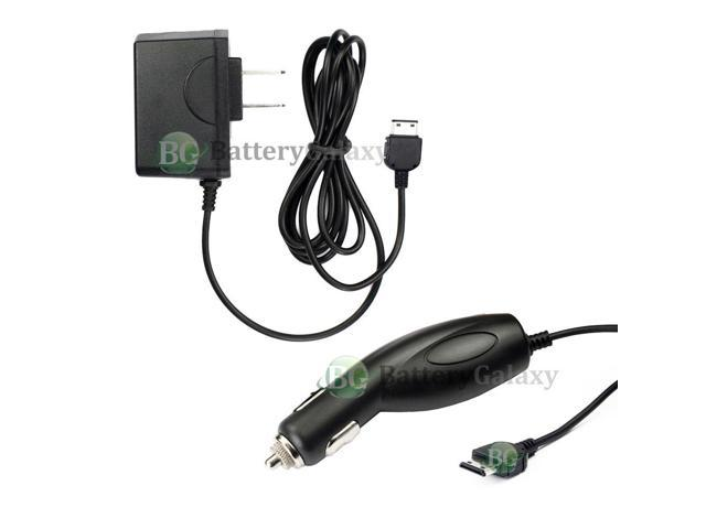 HOT! NEW Car+Battery Home Wall AC Charger For Samsung AT&T Impression A877  Phone - Newegg com