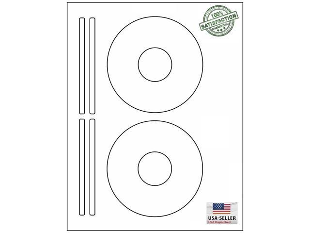 200 Cd Dvd Laser And Ink Jet Labels Template 5931 8931 8692