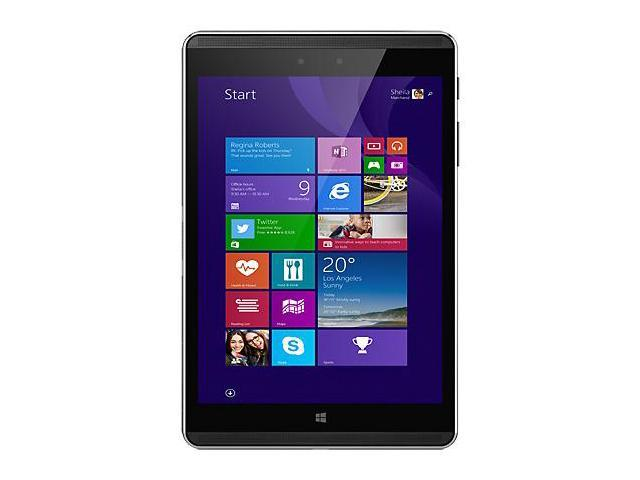 "Refurbished: HP Pro Tablet 608 G1 x5-Z8550 1.44 GHz 4 GB 64 GB SSD 7.86"" Touchscreen FHD Win10"