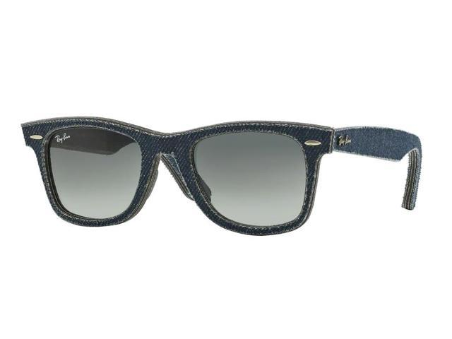 5f56ad6f124 Ray-Ban Unisex 0RB2140 Wayfarer Sunglasses - Size - 50 (Grey Gradient Dark  Grey)