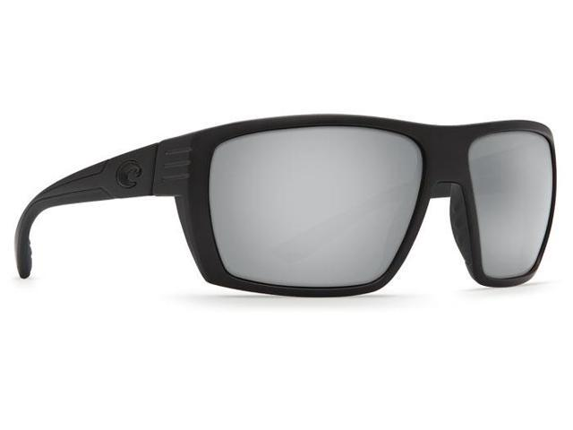 ee5bc7cd626 Costa Del Mar Hamlin Blackout Sunglasses Silver Lens 580P - Newegg.com