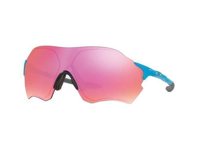 9e72c2a2dd Oakley Sun 0OO9327 Evzero Range Rectangle Unisex Sunglasses - Size 38  (Matte Sky Blue   Prizm Trail) - Newegg.com