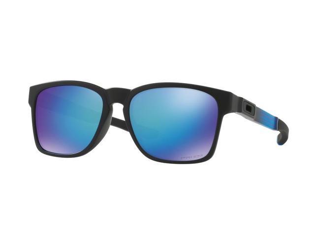 Oakley OO9272-2255 Sun Catalyst Rectangle Unisex Sunglasses