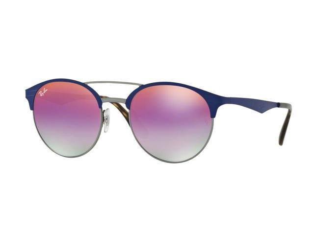 0026900a0e8 Ray-Ban 0RB3545 Full Rim Phantos Unisex Sunglasses - Size 51 (Gradient  Violet