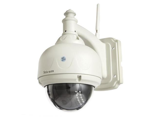 Sricam Ap006 P2p Pnp Wireless Wifi Outdoor Security Camera Ptz