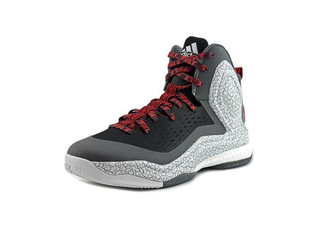 new product e45c7 837ed Adidas D Rose 5 Boost Men US 15 Black Basketball Shoe