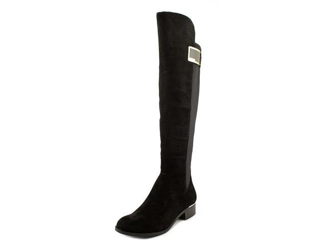 2e883a5766b Calvin Klein Cyra Women US 9 Black Over the Knee Boot - Newegg.ca