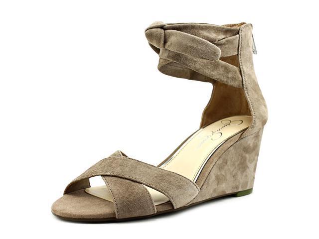 85cdf98515a5 Jessica Simpson Cyrena Women US 7.5 Gray Wedge Heel - Newegg ...