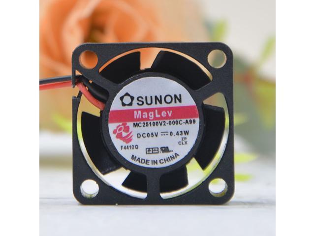 ME80152V1-000C-A99 24V 2.21W 8CM Laser Printer Slim Fan