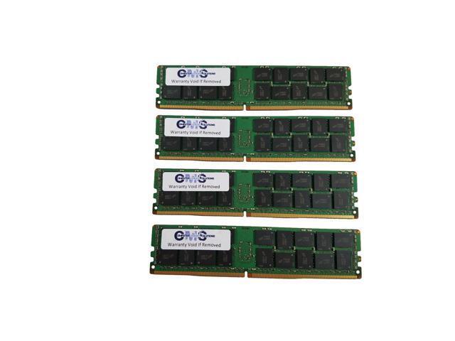 64GB B102 G9 4x16GB Memory RAM Compatible with HP//Compaq ProLiant ML110 Gen9