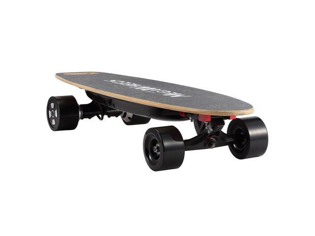Remote Control Skateboard >> Megawheels Gravity Electric Skateboard With Out Remote Control