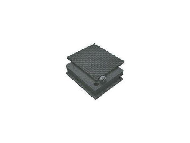 Pelican 1431 5-Piece Replacement Foam Set for 1430 Top-Loader Case