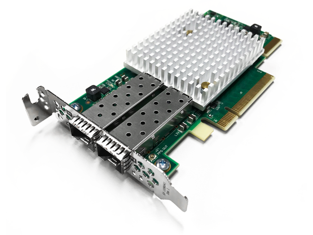 Solarflare Communications Flareon Dual-Port 10gbe Pcie 3.0 Server I//o Adapter