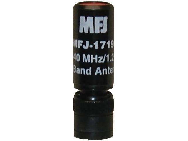 MFJ-1719S Midget Duck Dual Band (2M/70cm) HT Antenna with SMA Connector,  1in Tall - Newegg com