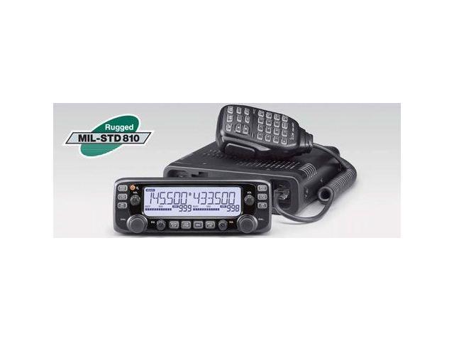 Icom IC-2730A Dual-band Mobile Radio VHF/UHF, 2M/70cm, 50W - Newegg com