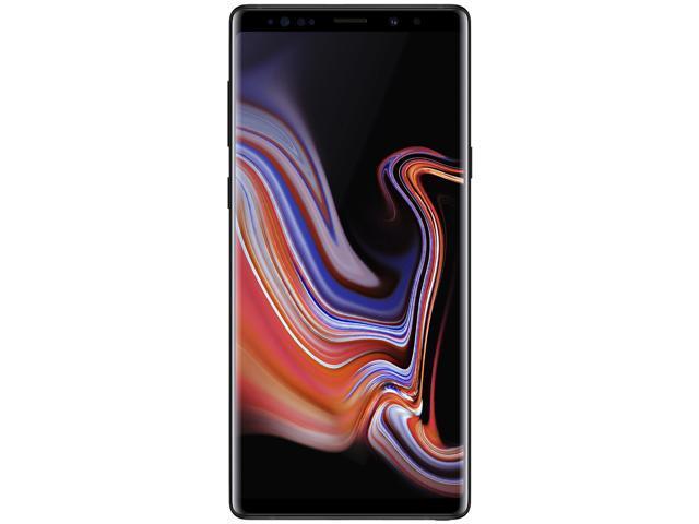 44b10fe521e Reconstruido: Samsung Galaxy Note9 N960U 128GB desbloqueado teléfono 4G LTE  con 12MP doble cámara - negro medianoche - Newegg.com