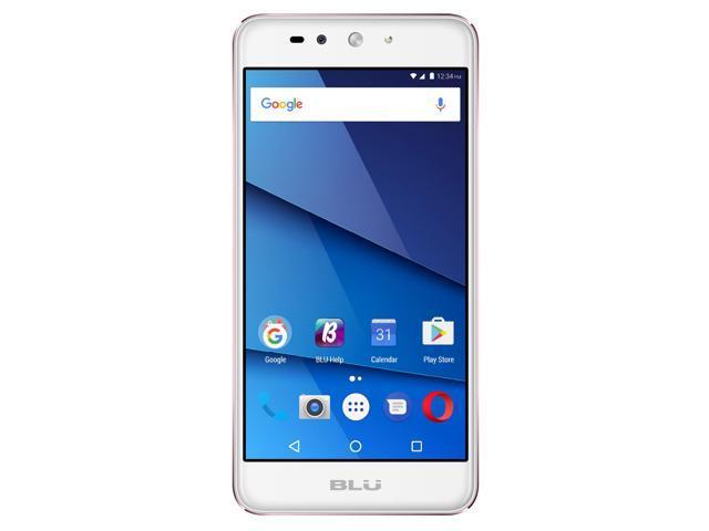 BLU Grand XL LTE G0031WW 16GB Unlocked GSM 4G LTE Dual-SIM Phone - Rose  Gold - Newegg com