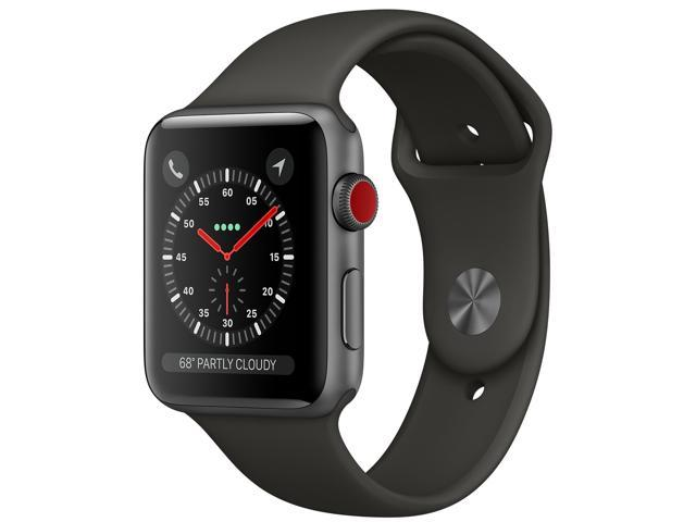 Refurbished Apple Watch Series 3 Smartwatch Gps Cellular 42mm