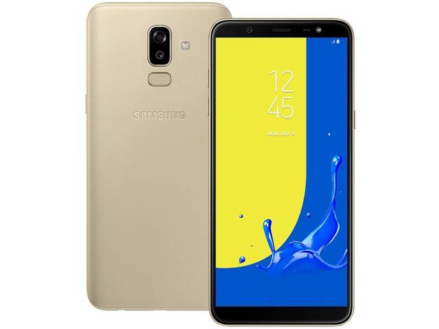 Samsung Galaxy J8 J810M/DS 64GB Unlocked GSM Dual-SIM Phone w/ Dual 16 MP &  5 MP Camera - Gold (International Version) - Newegg com