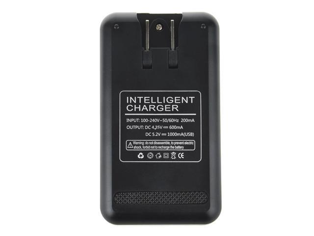 LCD Universal Battery Charger For LG LGIP-330H Chocolate 3 VX8560 SBPP0026205
