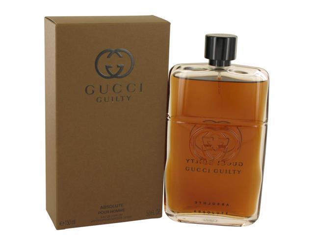 Gucci Guilty Absolute By Gucci For Men Eau De Parfum Spray 5 Oz