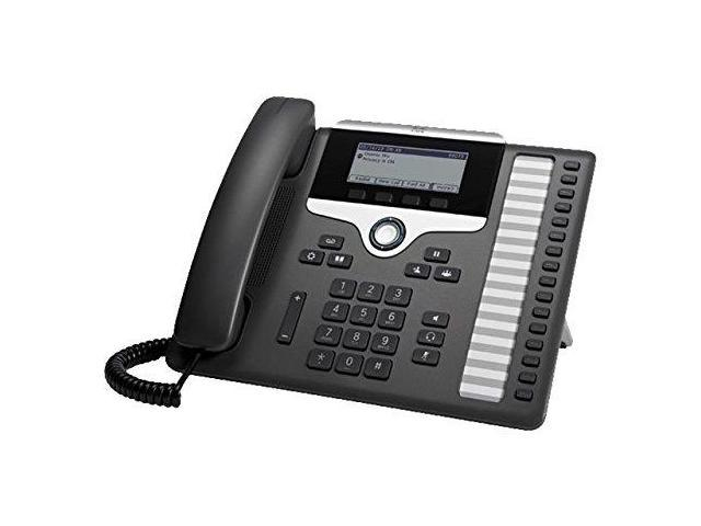 Cisco CP-7861-K9++= 7821 Voip Phone - Newegg com