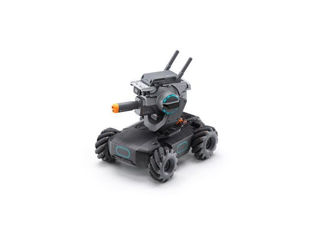 DJI Intelligent Educational Robot STEM Toy Robomaster S1 with Programmable  Modules, Scratch and Python Coding - Newegg com