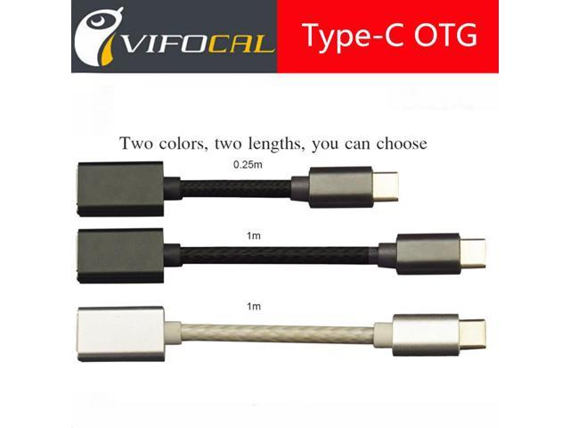 UMI Super Type C OTG Date Cable Connector USB 3 1 3 0 Type C To Female OTG  Cable Adapter For OnePlus 3 2 For Lenovo ZUK Z2 Pro - Newegg com