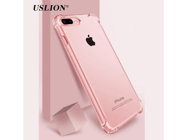 promo code fe957 84469 USLION Airbag Drop Protection Case For iPhone 7 Transparent Phone Cases  Soft TPU Clear Back Cover Coque For iPhone 8 7 6 6S Plus - Newegg.com